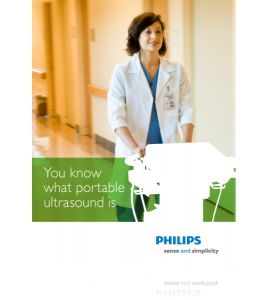 Philips Ultrasound Mailer - CompactXtreme