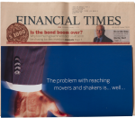 Financial Times - Newspaper Wrap