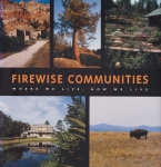 Firewise NFPA Fire Safety Book Cover