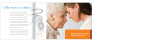 Lifeline Caregiver Mailer - Mother and Daughter Inside 1