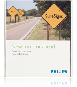Philips SureSigns Promotional Box