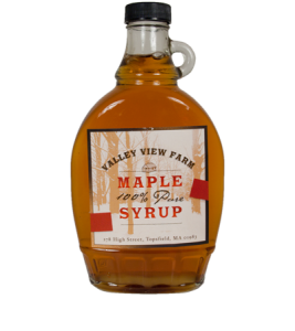 Vally View Farm Maple Syrup